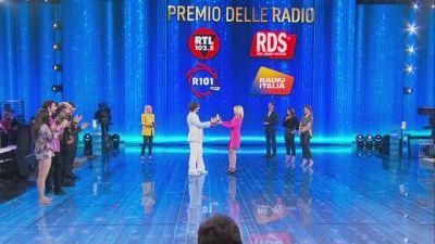 A Sangiovanni il Premio delle radio