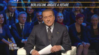L'intervista: Silvio Berlusconi