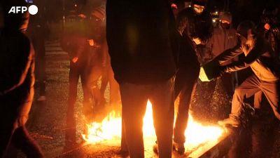 Irlanda del Nord, paese in fiamme: sale la tensione del dopo Brexit