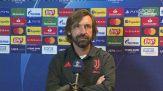 """Pirlo: """"Emozione sfidare il Barcellona, siamo pronti"""""""
