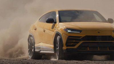 Lamborghini Urus: la prova su strada