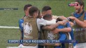 Breaking News delle 21.30   Europei, l'Italia raggiunge gli ottavi