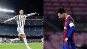 Champions League 2020/2021: Barcellona-Juventus 0-3