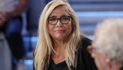 Mara Venier, l'addio alla ex moglie di Nicola Carraro