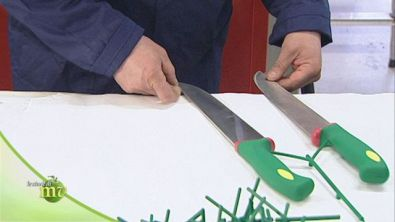 Come si producono i coltelli