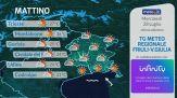 Tg Meteo Regionale Friuli Venezia Giulia