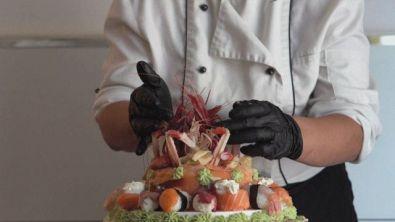 La cucina di pesce a Palermo