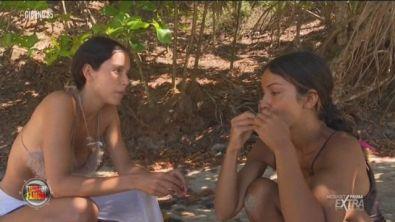 Paola e Rosa ripercorrono le nomination