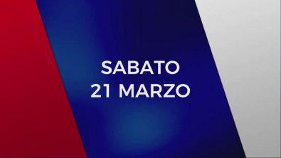 Stasera in Tv sulle reti Mediaset, 21 marzo