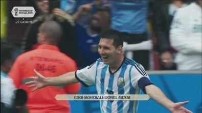 Eroi Mondiali: Messi