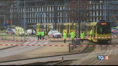 Olanda: spari sul tram, è incubo terrorismo