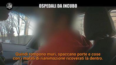 PECORARO: Ospedali da incubo in Calabria: a decidere è la 'ndrangheta?