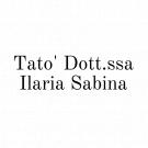 Tato'  Dott.ssa Ilaria Sabina
