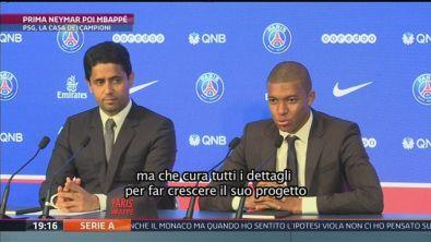 "Mbappé: ""Al Psg per stupire"""