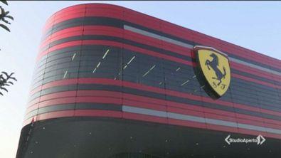 Il brand Ferrari conquista il mondo
