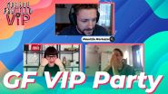 GF VIP Party Ep.6: Maurizio Merluzzo ospite di Annie Mazzola e Awed