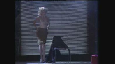 Il momento 9 settimane e ½ tra Lorella Cuccarini e Marco Columbro ai Telegatti 1992