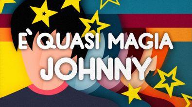 """La nuova sigla illustrata di """"È quasi magia, Johnny!"""""""