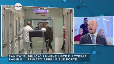 Allarme sanità pubblica