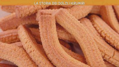 La storia dei dolci: i Krumiri