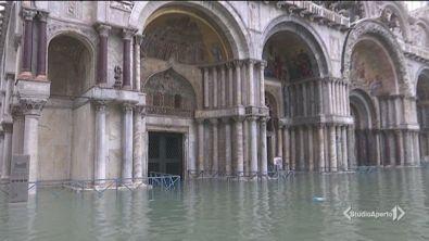 Marea record, Venezia in ginocchio