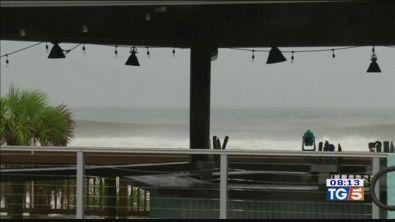 L'uragano Dorian verso la Florida