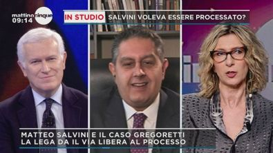 Salvini voleva essere processato?