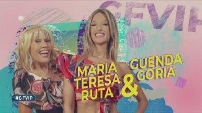 Maria Teresa Ruta e Guenda Goria: la clip di presentazione