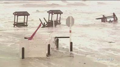 Usa, arriva l'uragano Hanna
