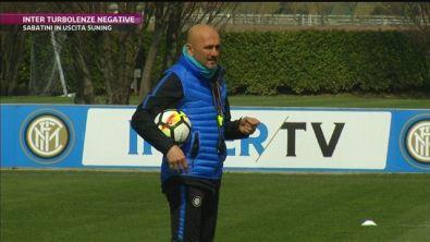 Sabatini saluta l'Inter