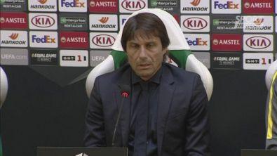 """Conte: """"La Lazio brucia ancora"""""""
