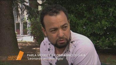 Parla Mouez, il presunto padre di Leo