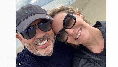 Antonella Clerici si sposa, la proposta di Vittorio in Normandia