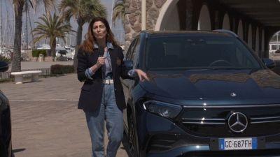 Nuova Mercedes EQA: l'anteprima del nuovo Suv compatto elettrico