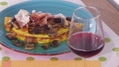 Omelette del contadino
