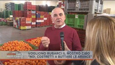 Catania: la tragedia delle arance