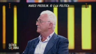 La visione politica di Marco Predolin