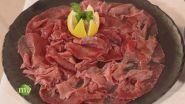 La carne salada del Trentino
