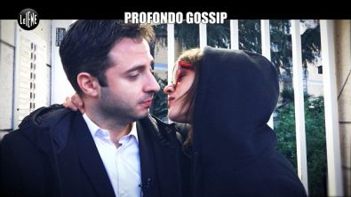 CORDARO: Asia Argento e Fabrizio Corona: è Profondo Gossip, con bacio clamoroso!