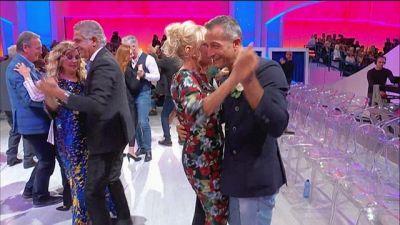 Il ballo di Tina con Juan Luis