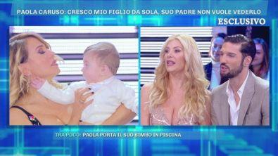 Paola Caruso, Moreno e il piccolo Michelino