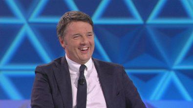 L'intervista a Matteo Renzi