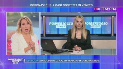 Coronavirus: 2 casi sospetti in Veneto...