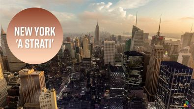 Layer-lapse: New York come non l'hai mai vista