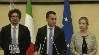 Di Maio contro Berlusconi