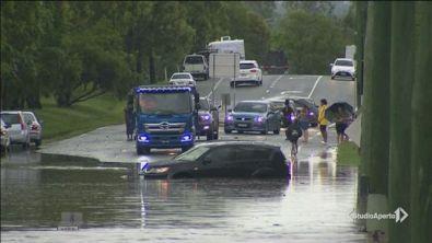 Dopo le fiamme, le inondazioni