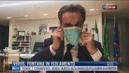Breaking News delle 09.00 | Virus, Fontana in isolamento