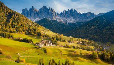 Alla scoperta del Sudtirolo, la gemma nascosta d'Italia