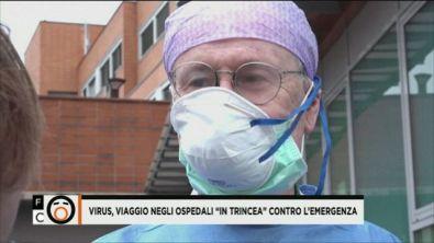 Piacenza, medici in trincea contro il virus