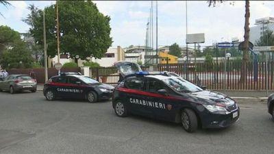 Roma, rubava negli uffici. Carabiniere uccide ladro